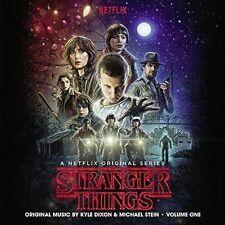Stranger Things, Volumes 1 & 2 [OST] (VINYL) 4 TOTAL LPs