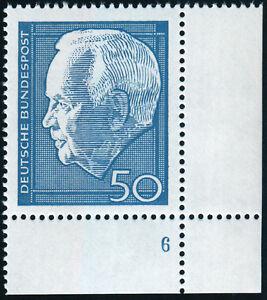 Bund-BRD-Formnummer-Mi-Nr-543-F-6-postfrisch-Mi-Wert-25-5700
