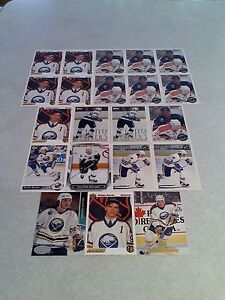 Philippe-Boucher-Lot-of-60-cards-14-DIFFERENT-Hockey