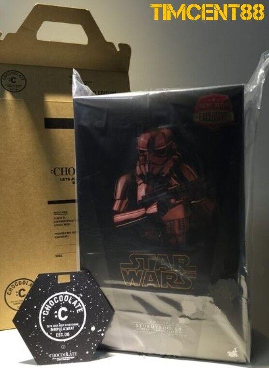 Klar!hed legetøjs Chokøleate Mms330 stjerne Wars Stormtrooper kobber chrome Ver