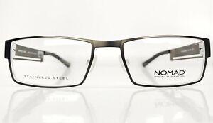 Nomad-2135N-GW031-Brille-Eyeglasses-Frame-Lunettes-Front-135mm