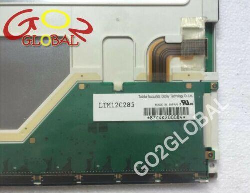 NEW LTM12C285 TOSHIBA Compatible 12.1inch 800*600 LCD panel 90 days warranty