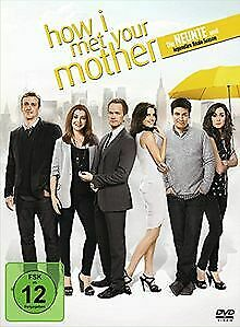 How-I-Met-Your-Mother-Die-neunte-und-legendaere-finale-S-DVD-Zustand-gut