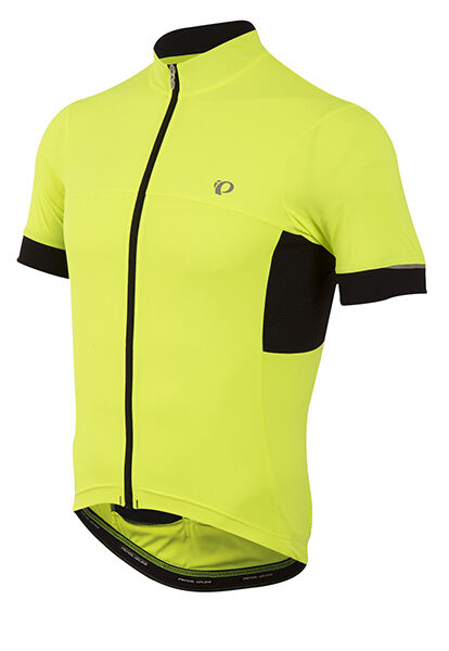 Pearl Izumi Elite Escape Bike Cycling Jersey Screaming Yellow - Medium