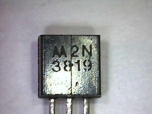 100PCS J112 FSC TO92 N–Channel JFET Transistor NEW