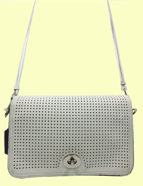 Coach Legacy Perforated Leather Penelope Shoulder Purse 23404 for ... 41a56b68b5add