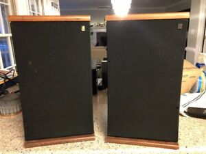 Image Is Loading Vintage AR Acoustic Research TSW 210 Bookshelf Speakers