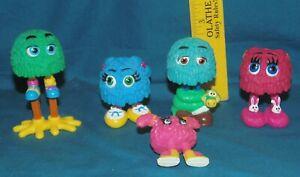 Fry-Guys-figure-lot-McDonald-039-s-vintage-characters-PVC