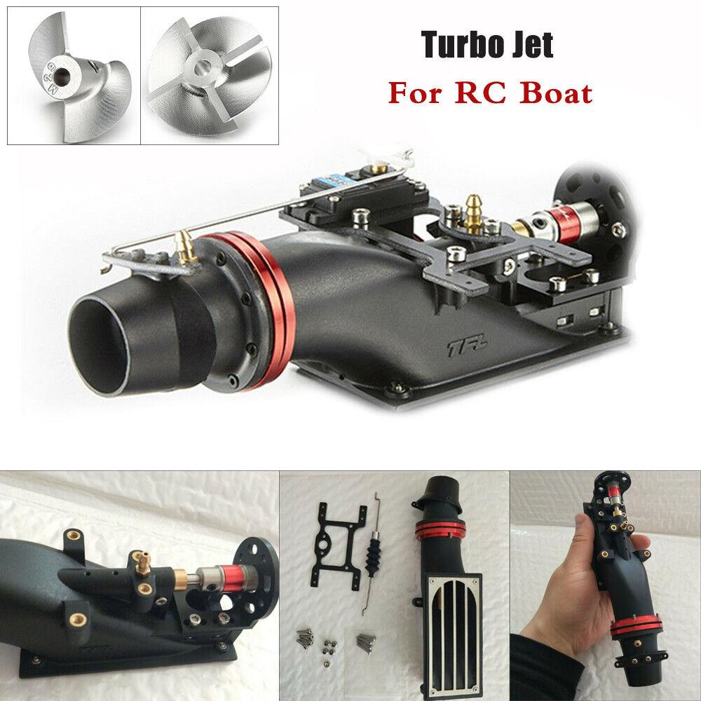 24mm Hole Turbo Jet propulsore per per serie 36 40  Motore Brushless RC barca CNC  punti vendita