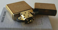 Zippo Marlboro Lighter Limited Edition SOLID BRASS New In Box 2000 RARE