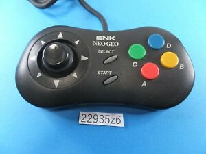 USED-SNK-Neo-Geo-CD-AES-Controller-Pad-neogeo-From-Japan-22935z6