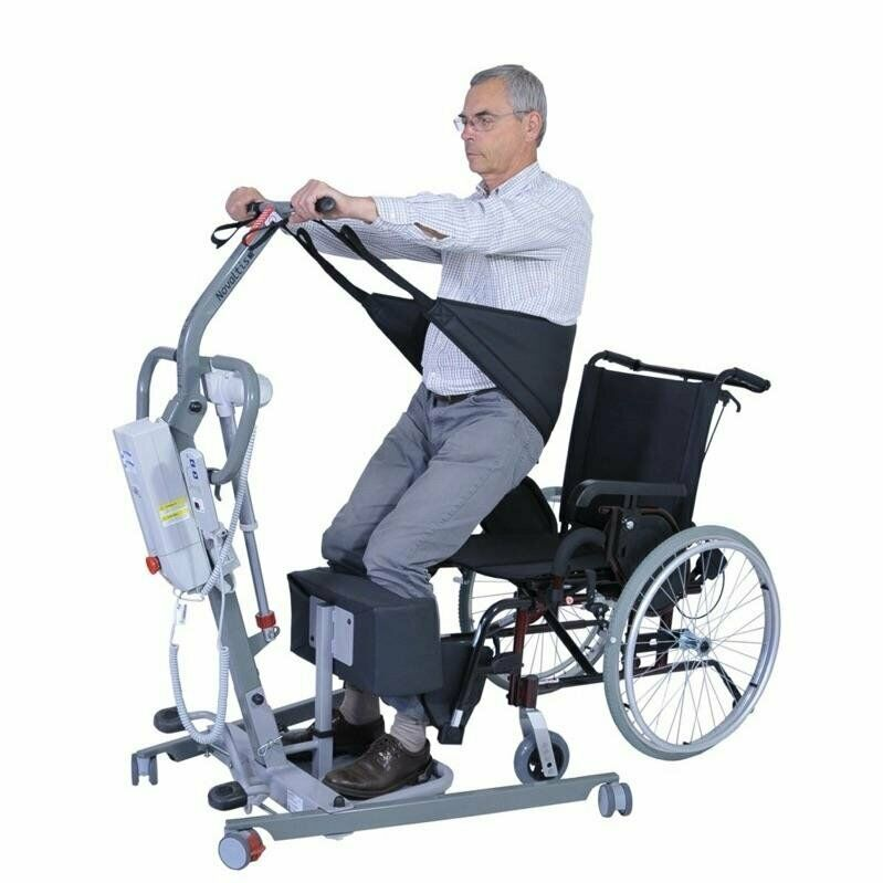 Sit-to-Stand Novaltis Patient Lifter by Drive Medical. Made in France. FREE DELIVERY, ON SALE