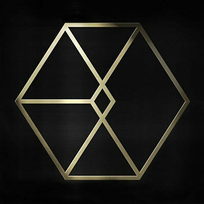 EXO-[EXODUS] 2nd Album KOREAN VER CD + Free Tracking code Kpop