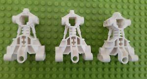 Used-LEGO-3x-Bionicle-Corps-Torse-de-troncs-de-boites-de-vitesses-N-de-l-039-objet-32489-tous-en
