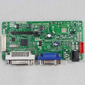 "DVI+VGA LCD Controller Board Work For 14/"" N140B6 LP140WH1 B140XW02 1366x768 LCD"