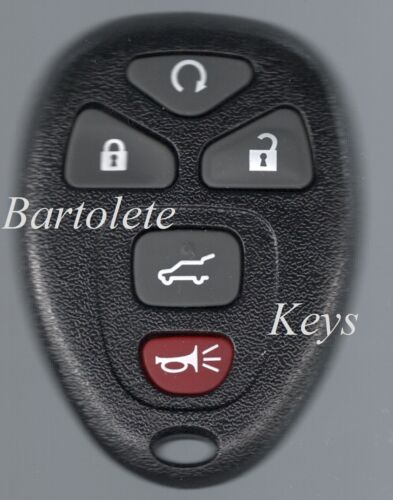 Replacement Keyless Entry Remote For 2007 2008 2009 Chevrolet Suburban