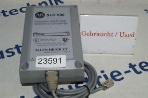 Allen-Bradley-SLC-500-1747-PIC-Personnel-Ordinateur-Interface-Convertisseur