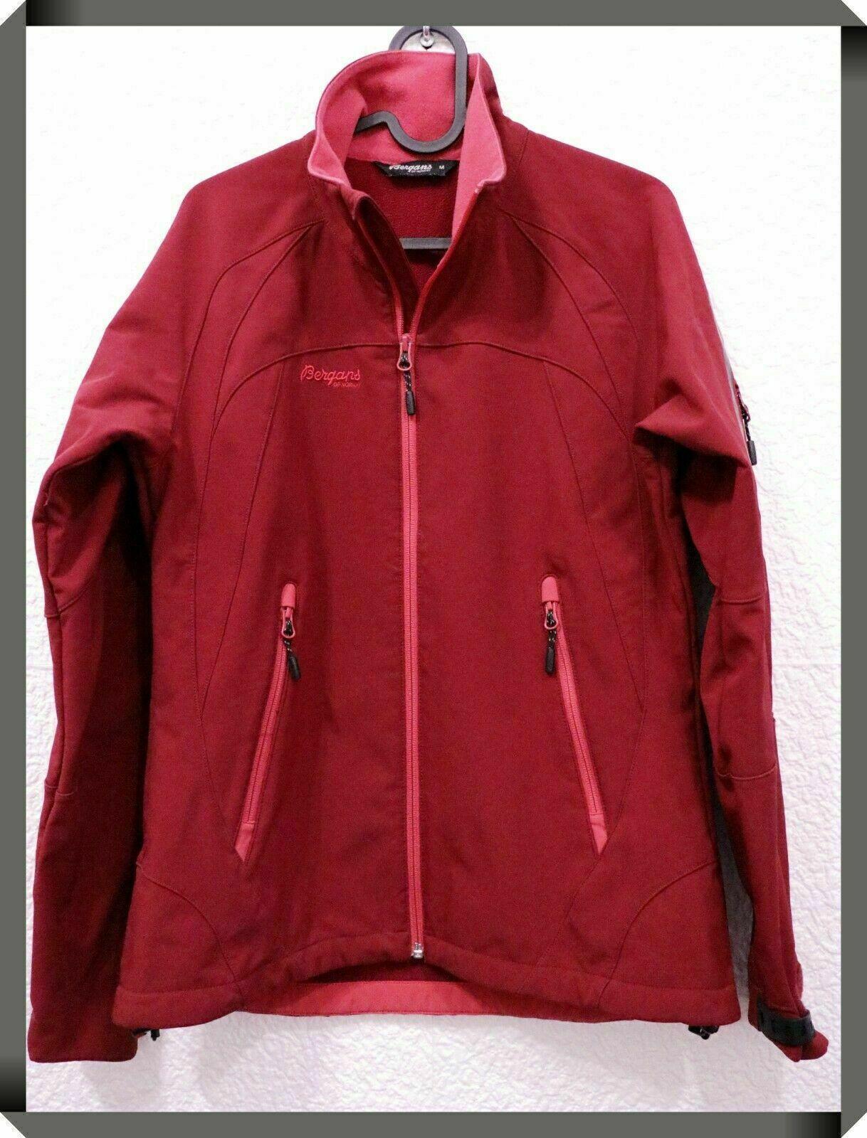 Bergans Of Norway Women's Jacket 1553 Stamsund II Lady Size M