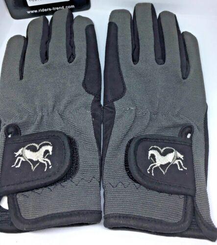 Riders Trend  Amara Palm Riding Gloves SIZE XS UNISEX NEW FREE UK POSTAGE