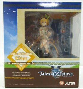 Tales of Zestiria Edna 1//8 PVC Figure Japan with Alter NEW