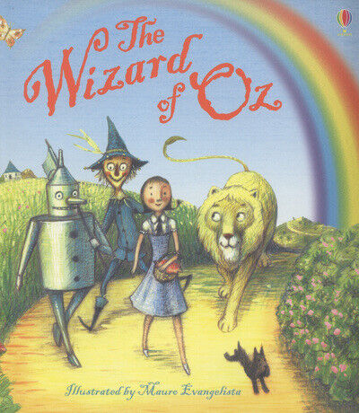 1 of 1 - The Wizard of Oz by Rosie Dickens (Paperback)