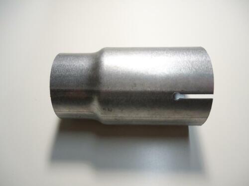 Reduzierstück Rohr Adapter Ø 47 auf 55 mm innen für Auspuff Auspuffanlage