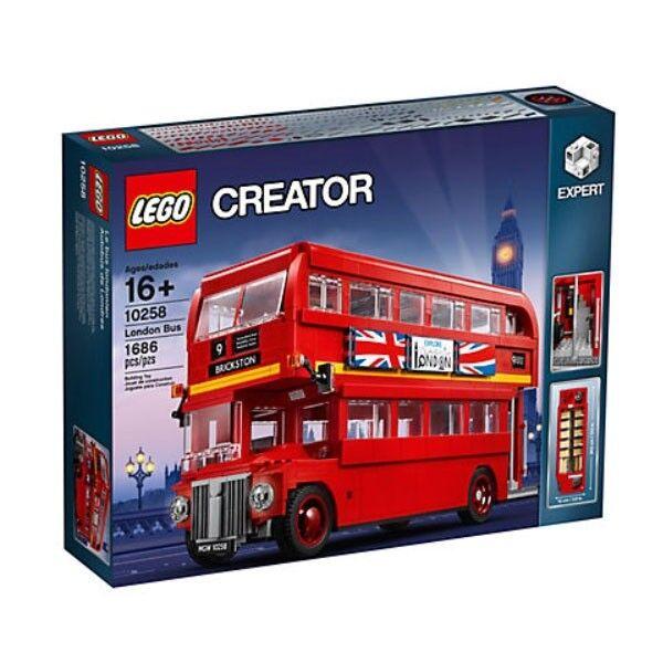 LEGO 10258 CREATOR 10258 LEGO LONDONER BUS LONDON LONDONBUS LONDONERBUS NEU f1504b