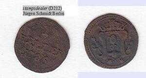 Cu-Heller-1786-Augsburg-Stadt-Forster-705-Muenze-rauh-D212-stampsdealer