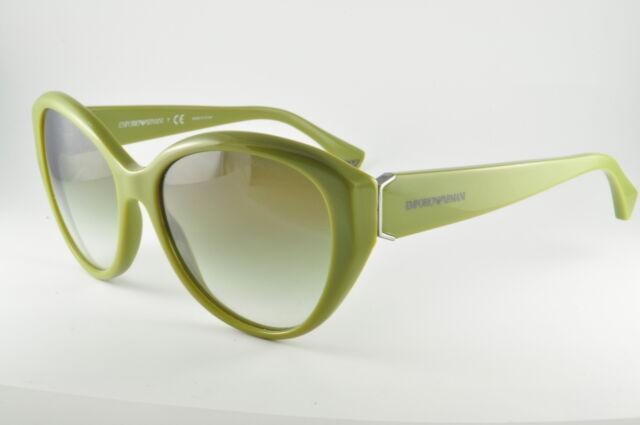 6b2f954f3834 Emporio Armani EA 4037 Womens Sunglasses Olive 57 for sale online