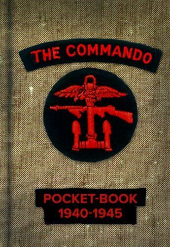 The Commando Pocket Manual,Christopher Westhorp