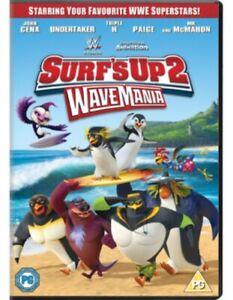 Surf-Up-2-Onda-Mania-DVD-Nuovo-DVD-CDR3830