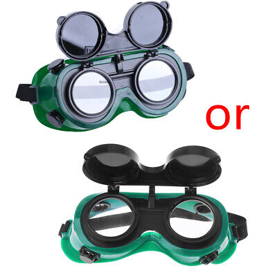 Cutting Grinding Welding Goggles With Flip Up Glasses Protect Safety ii