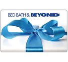 $110 Bed Bath and Beyond Gift Card