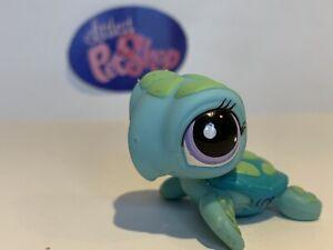 Authentic Littlest Pet Shop Hasbro Lps Sea Turtle 1325 Ebay