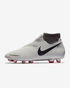 d2a0dc420f8 Nike Phantom VSN Pro DF FG Men s Soccer Cleats Football Shoes AO3266 ...