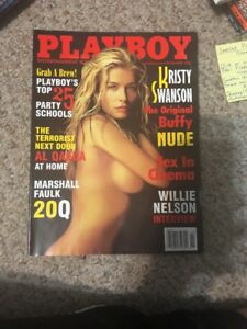 playboy november swanson Kristy