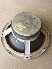 """Vintage Cerwin Vega ER-124 12"""" Speaker for repair"""