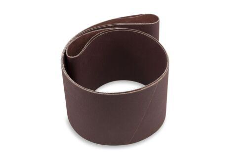 4 Pack 3 X 79 Inch 180 Grit Multipurpose Sanding Belts