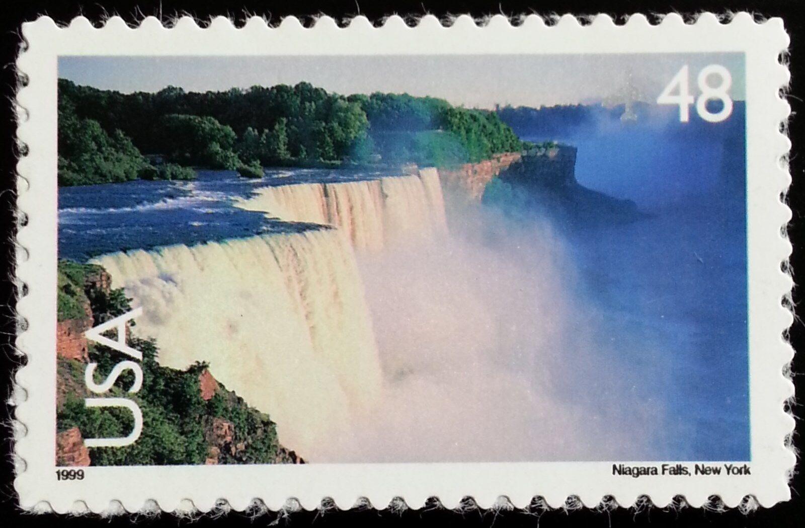 1999 48c Niagara Falls, New York Scott C133 Mint F/VF N