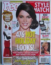 ASHLEY GREENE / TWILIGHT December 2011 PEOPLE STYLE WATCH Magazine