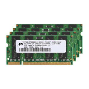 New Hynix 2GB 4GB 8GB SODIMM DDR2 DDR3 1066Mhz 1033Mhz 1600Mhz Laptop Memory