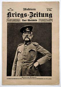 WK-I-Illustrierte-Kriegs-Zeitung-Nr-114-1916-Das-Weltbild-General-Bernhardi