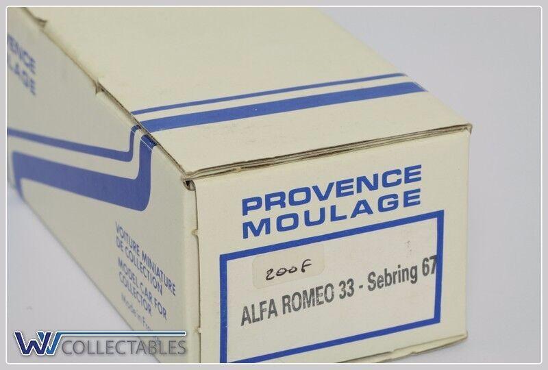 Provence Moulage Moulage Moulage Alfa Romeo 33 Sebring 67 fcf938