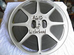 Film-16mm-CM-034-Axelle-et-le-clochard-034-de-P-Foucault-annees-50