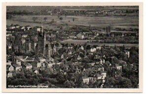 AK-RADEBEUL-bei-Dresden-vom-Spitzhaus-1958-Kirche-VK266b3