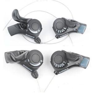 Shimano-TX30-Mountain-Bike-Bicycle-Shifter-Friction-Thumb-3X6-3X7-18-21-Speed