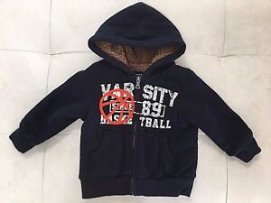 The Childrens Place Boys Sport Pullover Hoodie