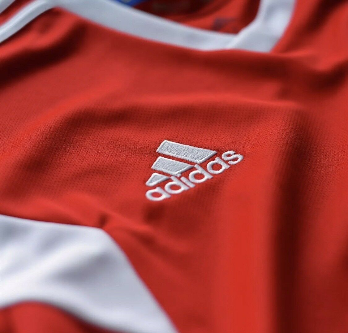 Adidas russia jersey fifa 2018 world cup 2018 fifa unisex rosso / bianco calcio calcio alto xs a66ec6
