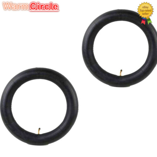 BENT VALVE STEM TWO 16 X 3.0 INNER TUBE E-BIKE FOR ELECTRIC BICYCLE SCOOTER