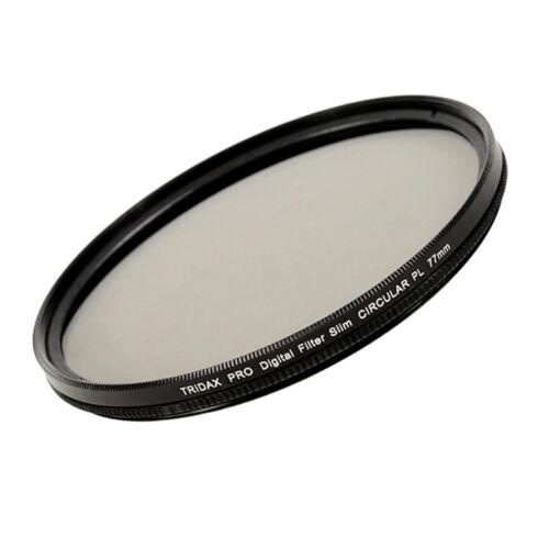 CPL Polarisationsfilter Circular Polar Filter Pol Filter 62 67 72 77 82 95
